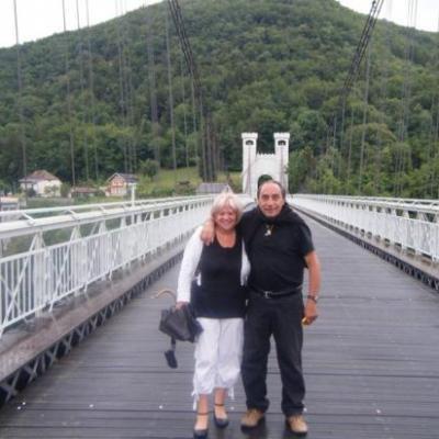 franchini josianne et  son marie jean marc Di Mascio