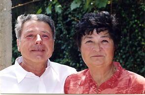 Cassotti  Marc et épouse  Invernizzi Ricci  Andrea